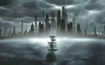 Город будущего – закат цивилизации. Кадр из фильма