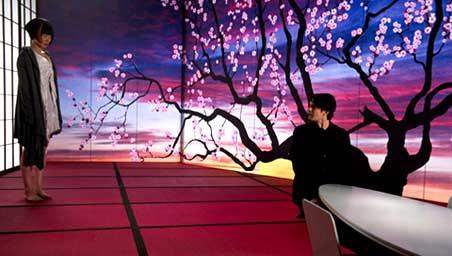 Сан Мей 451 на пути к своему бессмертию. Кадр из фильма «Облачный атлас»