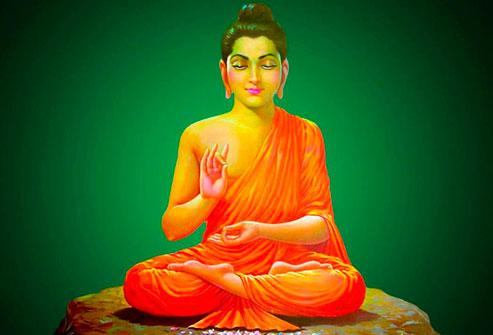 Изображение Будды – символ восхождения к Самому Себе – Истинному!